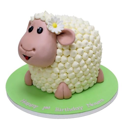 sheep cake 8 7