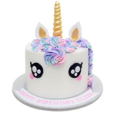 Unicorn Cake 44