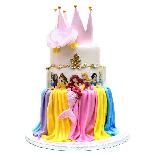 disney princesses cake 15 8
