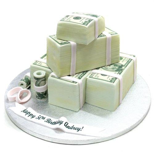 bundles of money cake 13