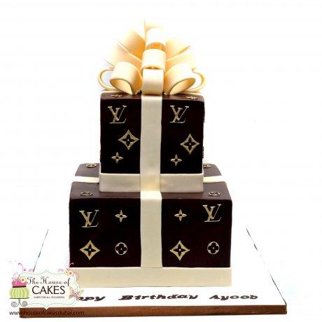 louis vuitton cake 9 7