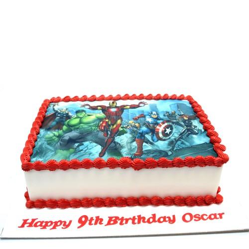 avengers cake 3 7