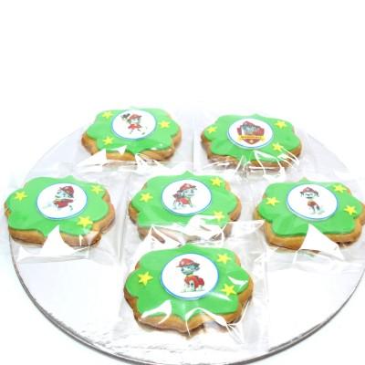 Paw Patrol cookies 1