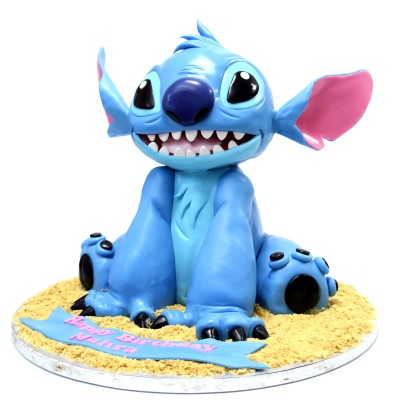 3D Stitch Cake