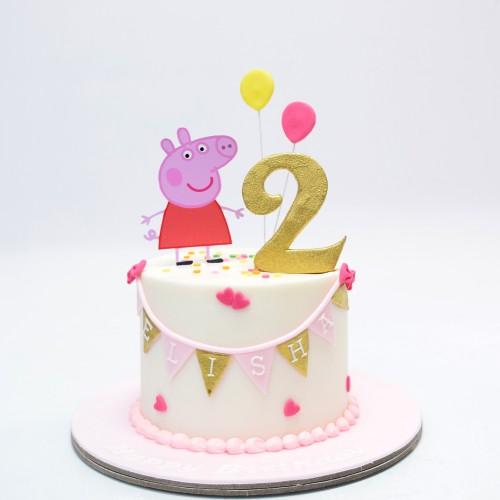 peppa pig cake 22 7