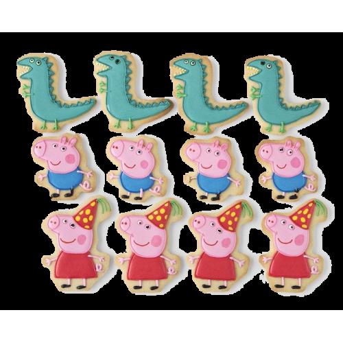 peppa pig cookies 1 13