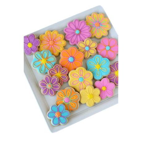 cookies flowers 7