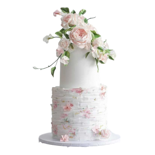 cake with flowers 7