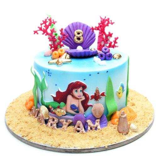 ariel mermaid cake 22 7