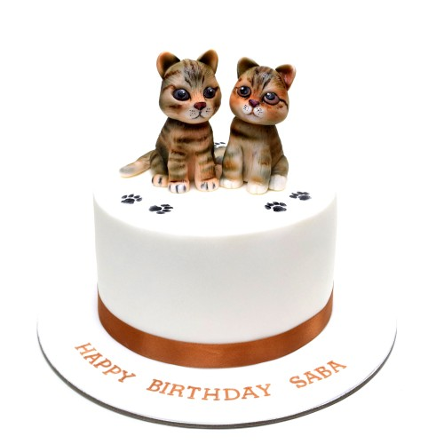 cake with cats 7