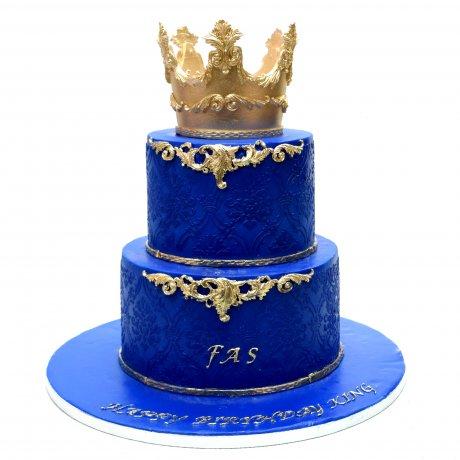 crown cake 19 6