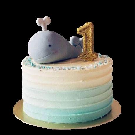 first birthday smash cake 6