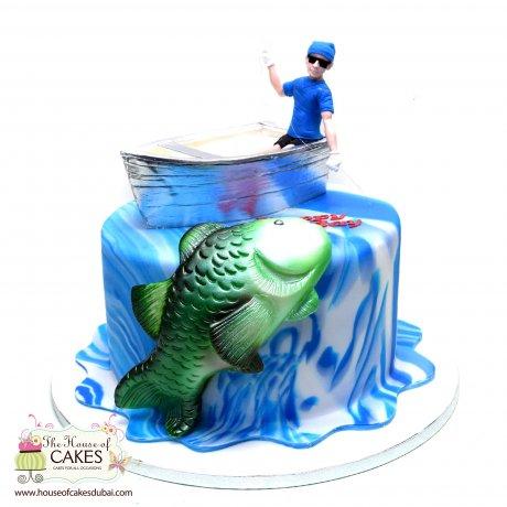 fisher cake 8 6