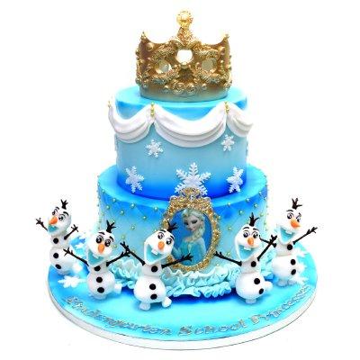 Frozen Cake 46