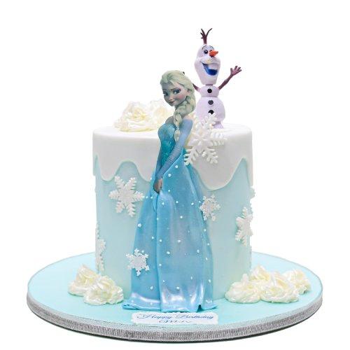 Frozen Cake 43