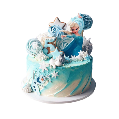 Frozen cake 9
