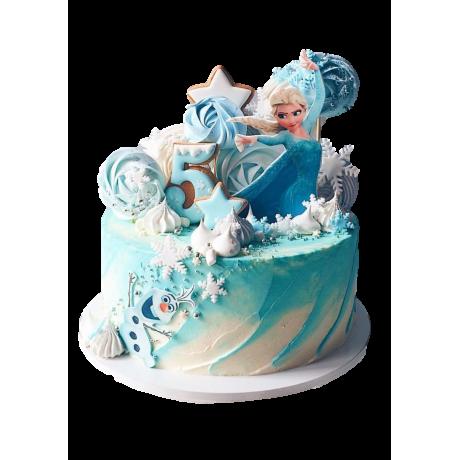 frozen cake 9 6