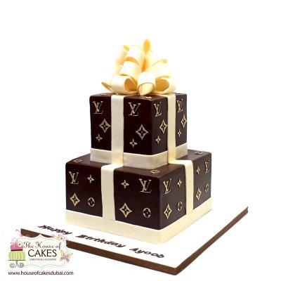 Louis Vuitton Cake 9