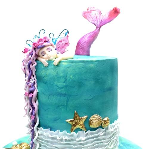 Mermaid Cake 33