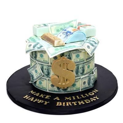 Money Cake 5