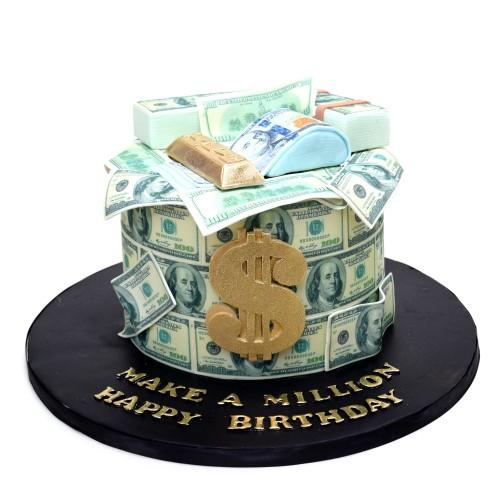 money cake 5 7