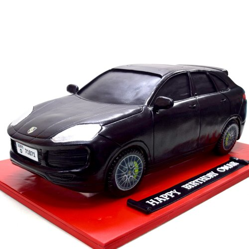 jaguar jeep cake 7