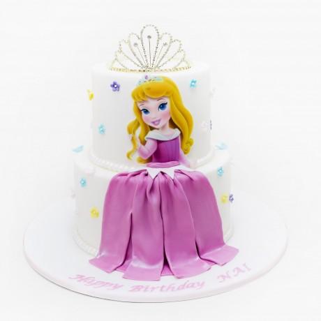 princess aurora cake 1 6