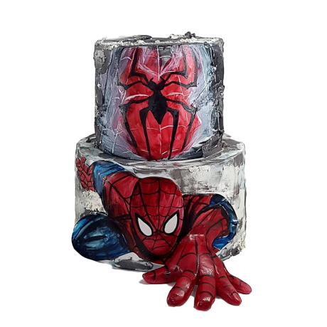 spiderman cake 23 6