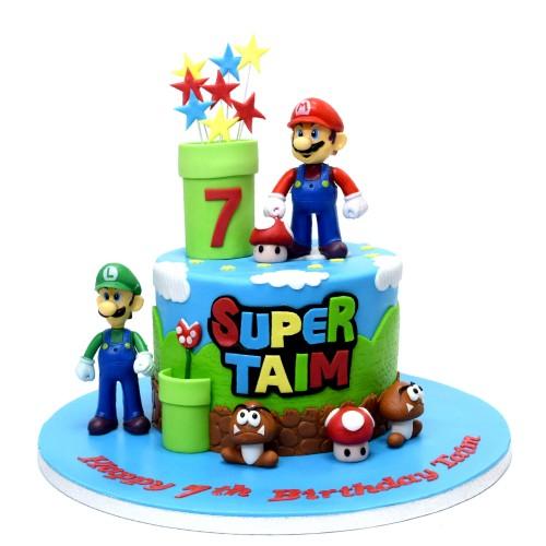 super mario cake 11 7
