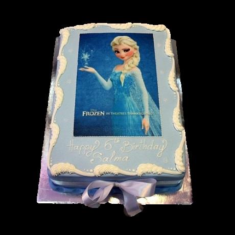 Cake Frozen 1