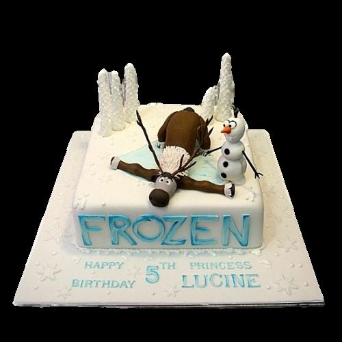 cake frozen 2 7