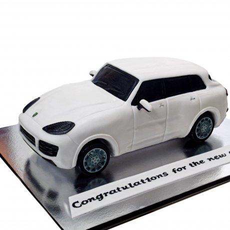 porsche panamera cake 6