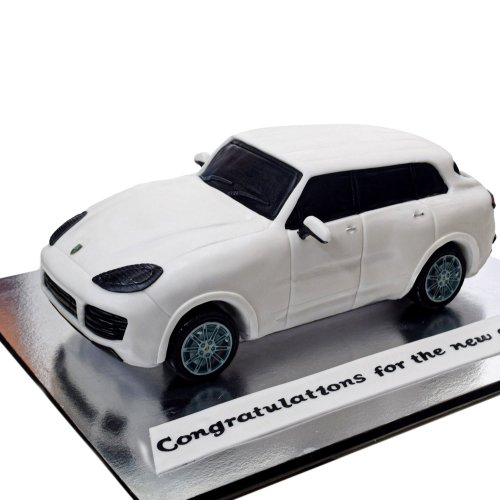porsche panamera cake 7