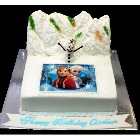 frozen cake 12 6