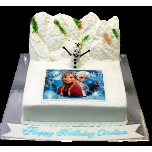 frozen cake 12 7