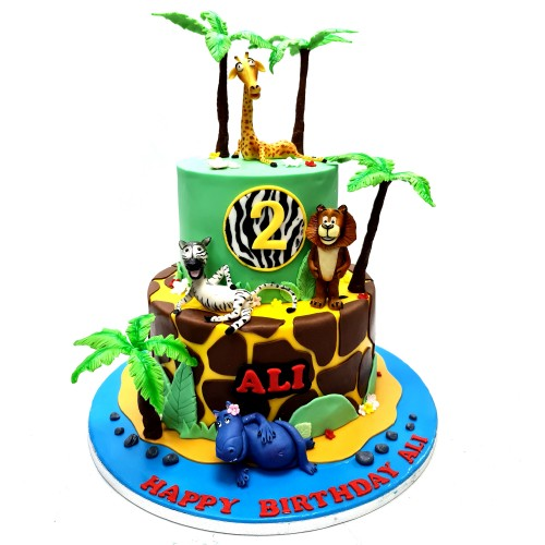 cake jungle 7
