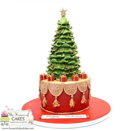 festive season cake 6