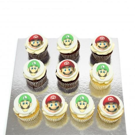 super mario cupcakes 12