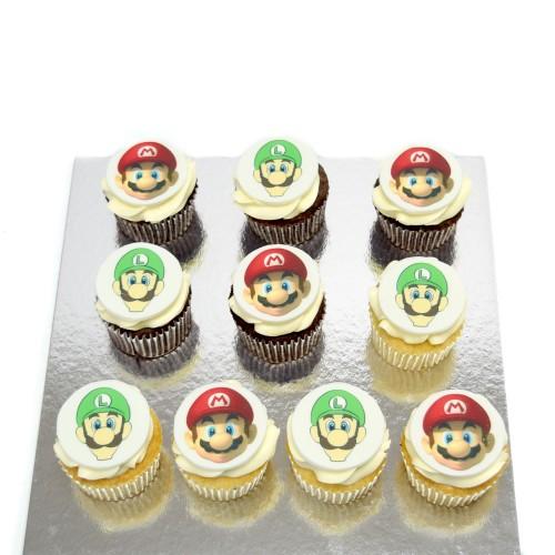 super mario cupcakes 13
