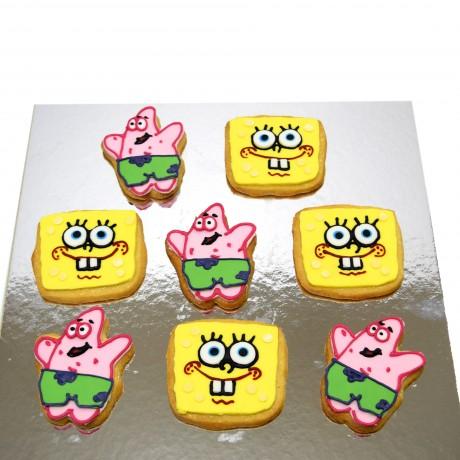 sponge bob cookies 12