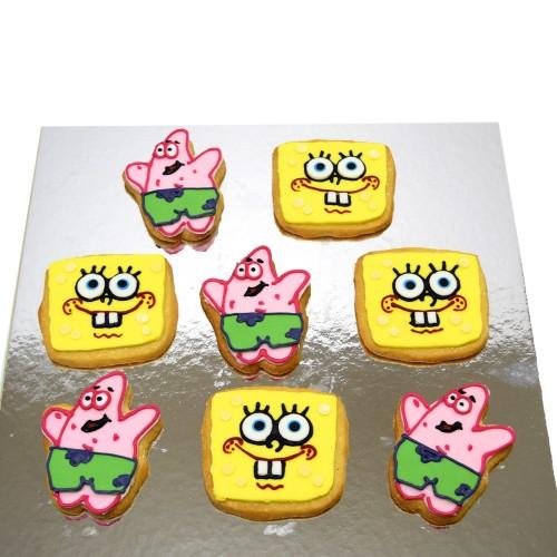 sponge bob cookies 13