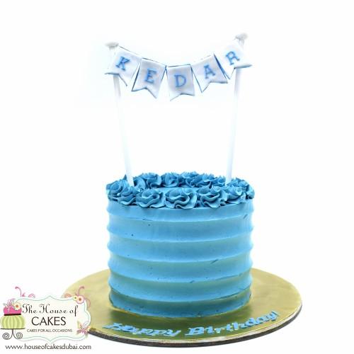 blue cream cake 1 7