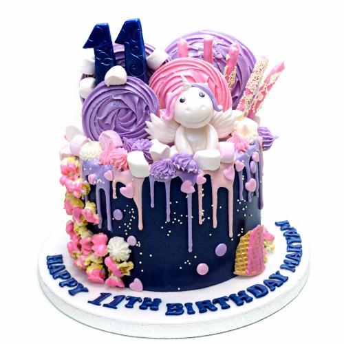 unicorn cake 47 13