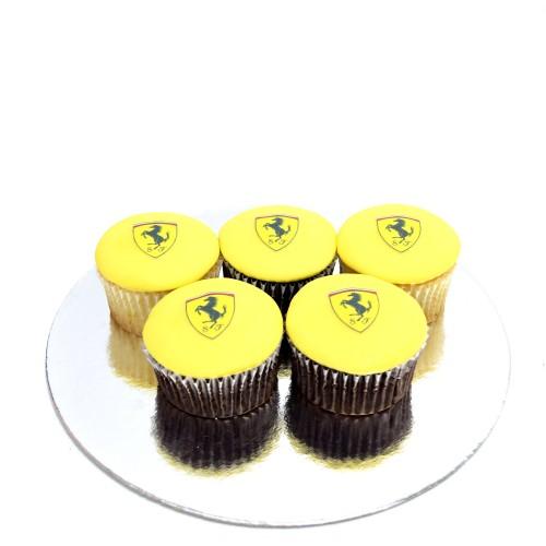 ferrari cupcakes 7