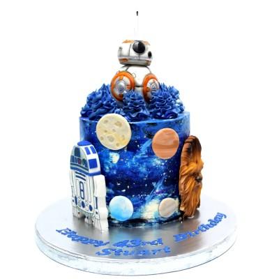 Star Wars Cake 21
