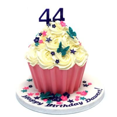 Cupcake shape cake 2