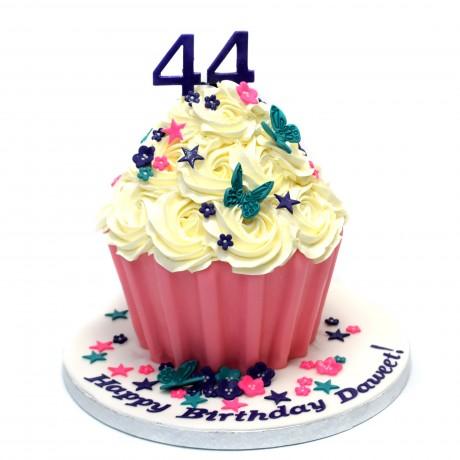 cupcake shape cake 2 6