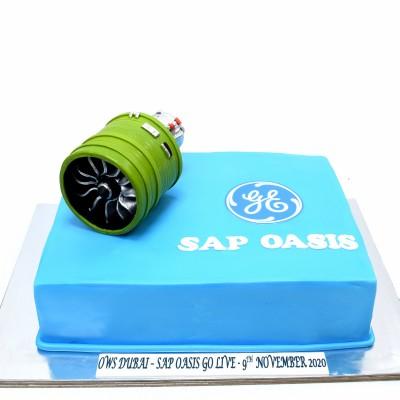 Turbine Cake