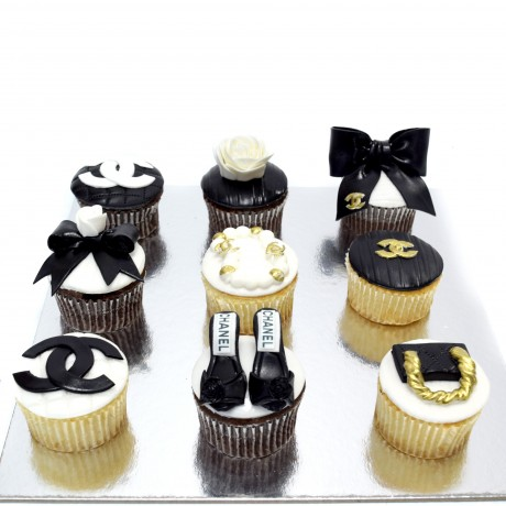 chanel cupcakes 4 7