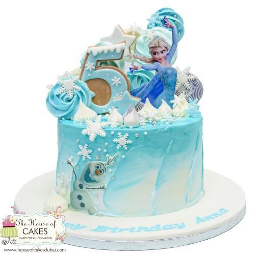 frozen cake 9 7